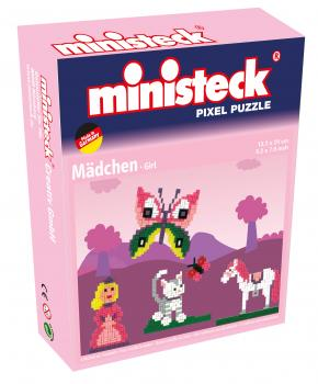 ministeck Girls, 4in1