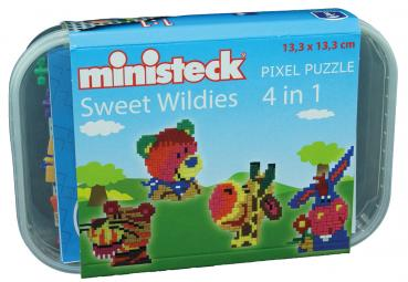 ministeck Sweet Wildies, 4in1