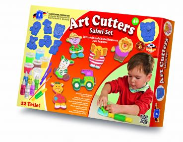 Art Cutters Safari-Set
