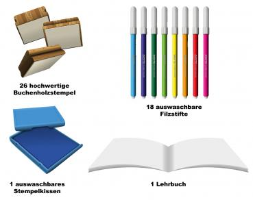 Multiprint Stempel-Set Zahlen