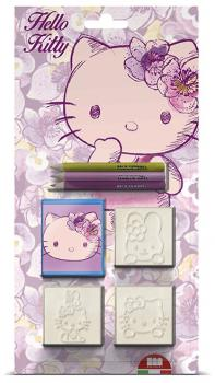 "Multiprint Stempel-Set ""Hello Kitty"""