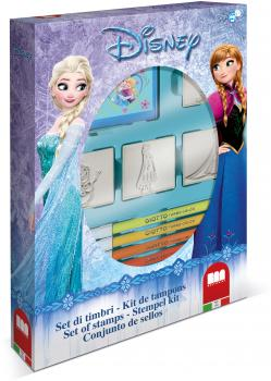 "Multiprint Stempel-Set ""Frozen"""