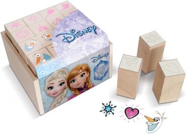"Multiprint Mini-Stempel ""Frozen"""