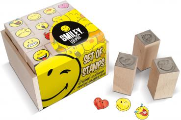 "Multiprint Mini-Stempel ""Smiley"""