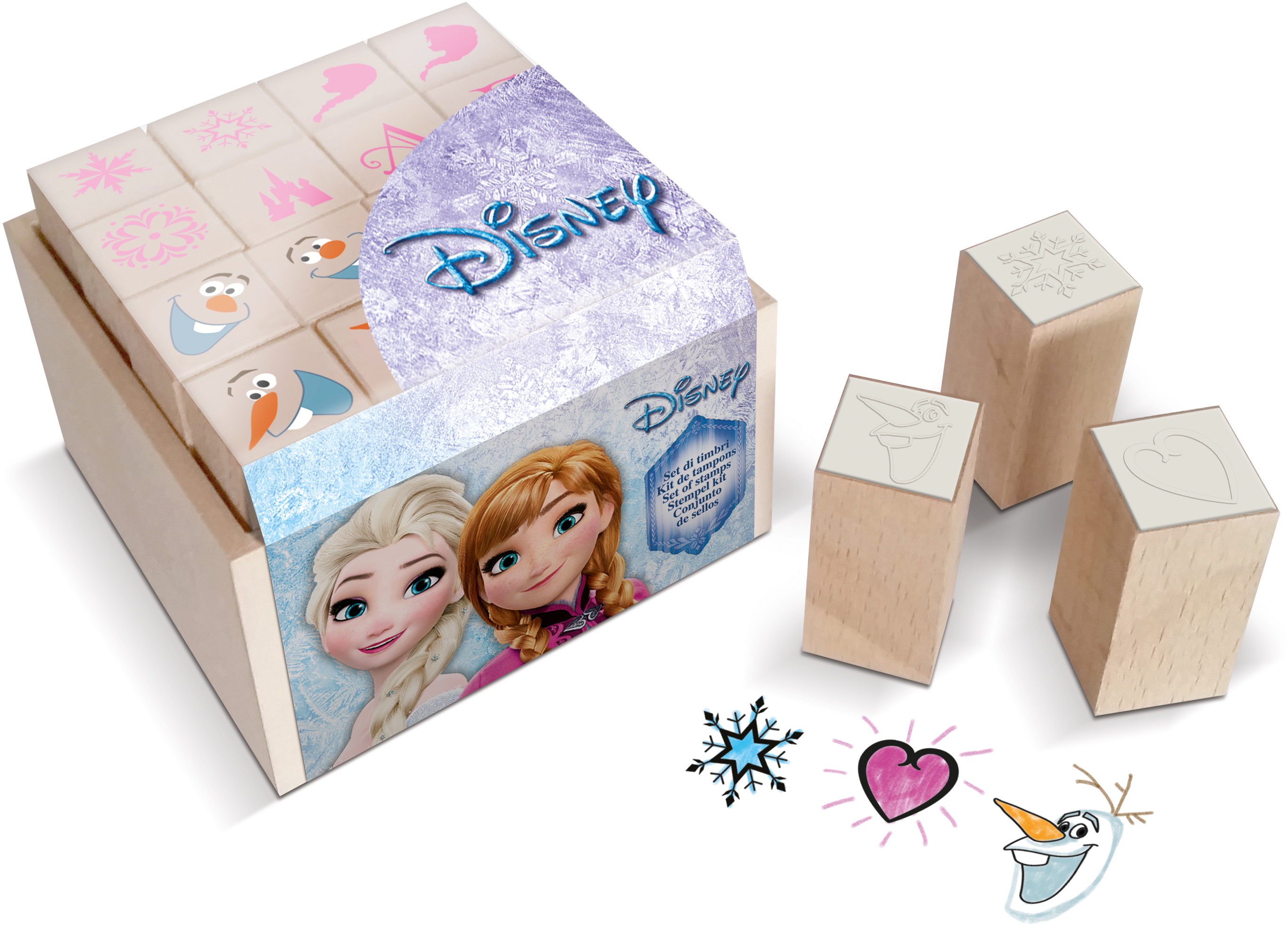 ministeck shop multiprint mini stempel frozen. Black Bedroom Furniture Sets. Home Design Ideas