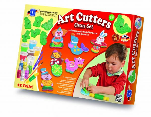 Art Cutters Zirkus-Set