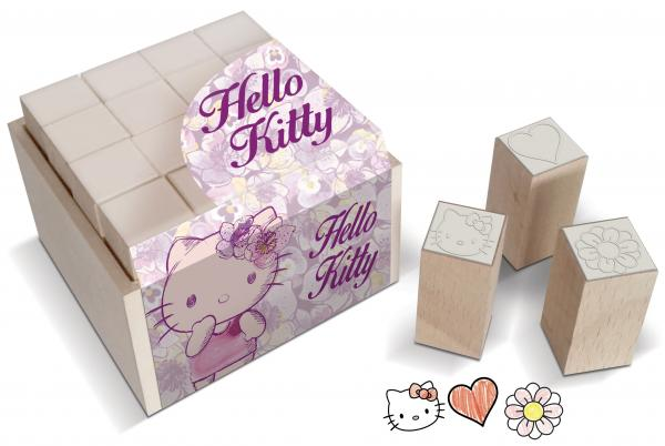 "Multiprint Mini-Stempel ""Hello Kitty"""